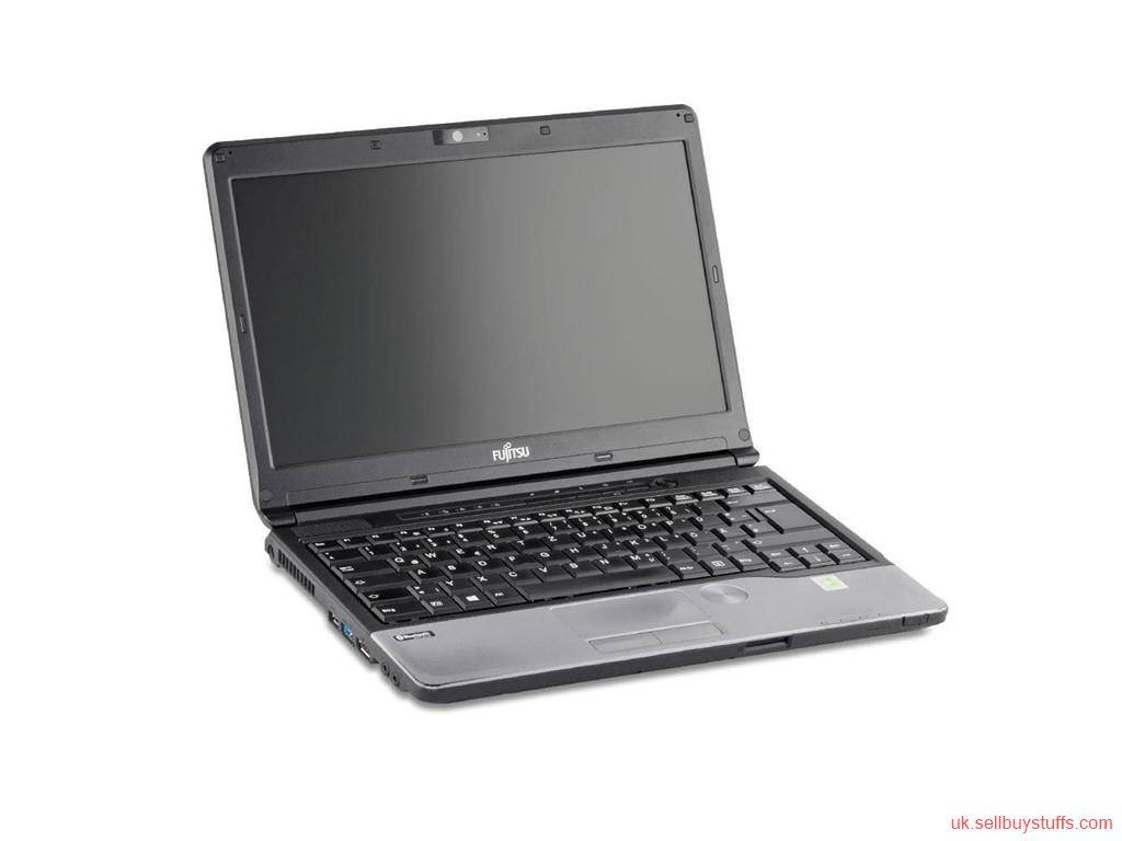 second hand/new: Refurbished Laptop Fujitsu LifeBook S762 Intel Core i3 2nd Generation Windows 10