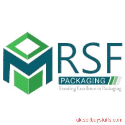 second hand/new: Rsf Packaging