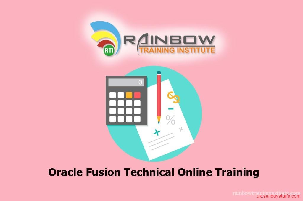 London Classified Oracle Fusion Technical Online Training | Oracle Fusion Technical Training Hyderabad