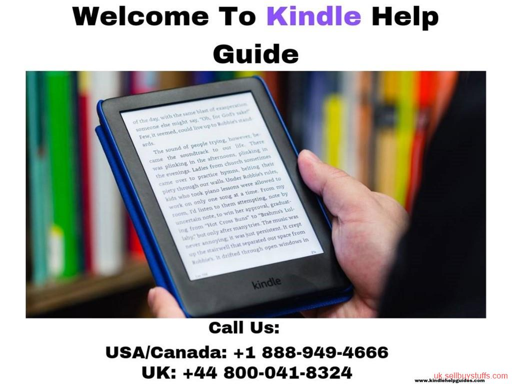 second hand/new: Trouble With Kindle Wifi Connectivity? Dial Kindle Helpline +44 800-041-8324