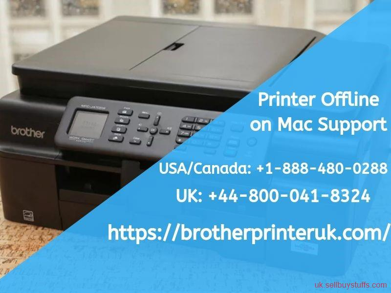 second hand/new: Printer Offline on Mac Support | +1-888-480-0288