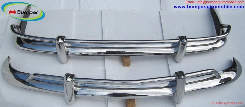 second hand/new: VW Karmann Ghia bumper US type (1955-1971)