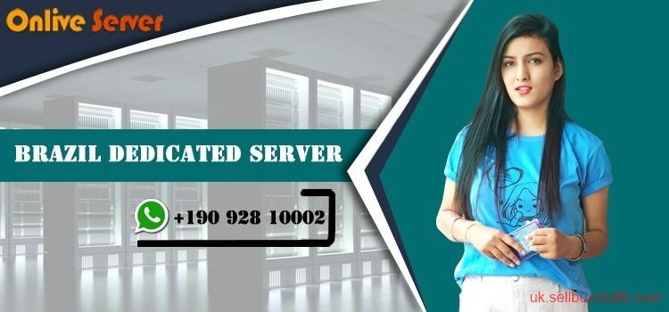 second hand/new: Cheap Brazil Dedicated Server – Onlive Server