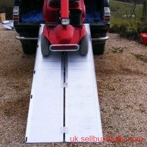 second hand/new: Suitcase Ramp 7ft