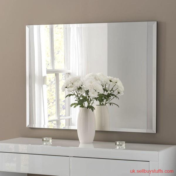 second hand/new: Buy minimalist mirror at Affordable Rates in the UK