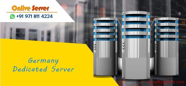 second hand/new: Germany Dedicated Server - Onlive Server