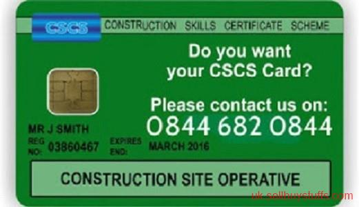 second hand/new: Pearson Professional CSCS Test Centres-UK Mile End C