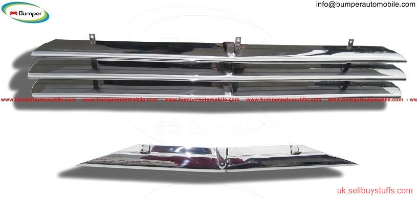 second hand/new: Saab 92 - 92B Grille Bumper (1949-1956) Stainless Steel