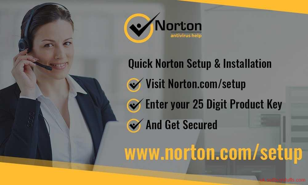 second hand/new: norton.com/setup