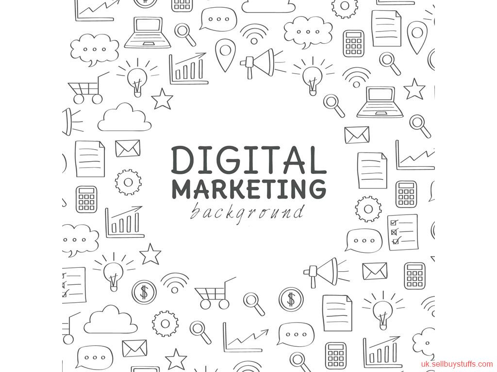 second hand/new: Grow your business with Digital Marketing - ikraft solutions