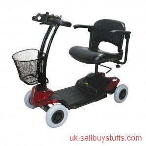 second hand/new: Days Strider ST1 Mobility Scooter