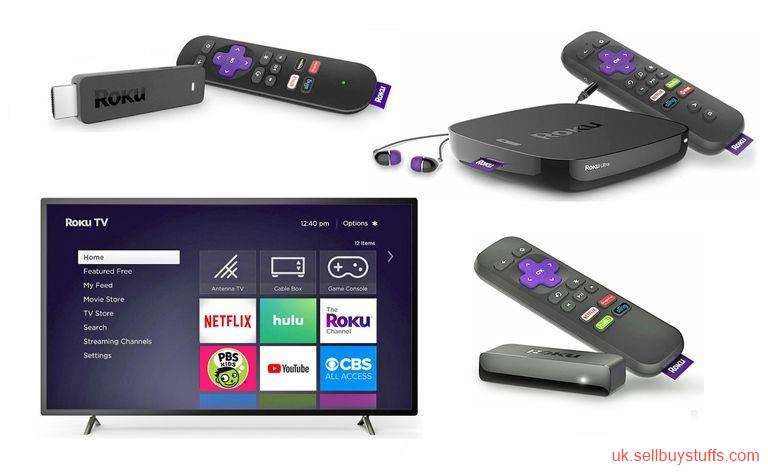 second hand/new: Roku error codes will be no more trouble. UK +44 800-041-8324 and USA/CA +1 888-480-0288