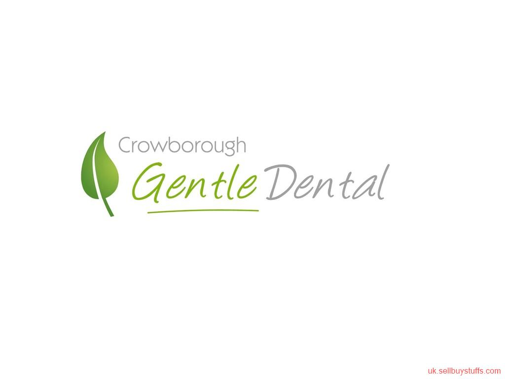 second hand/new: Crowborough Gental Dental Clinic: Cost Effective Dental Treatment within Your Reach