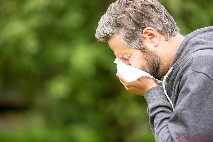 second hand/new: Hay Fever Treatment