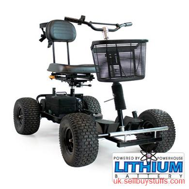 second hand/new: Titan Lithium Golf Buggy for Sale