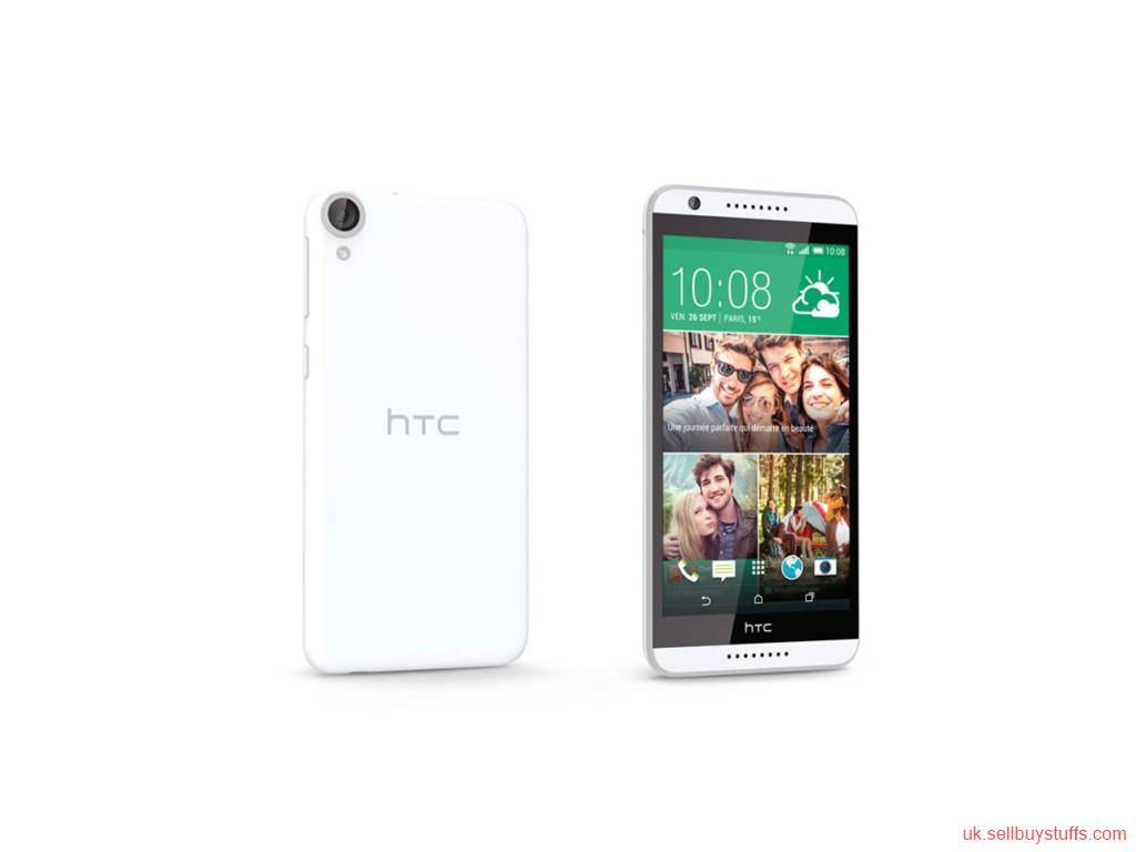 second hand/new:  Refurbished HTC Desire 826 Dual Sim