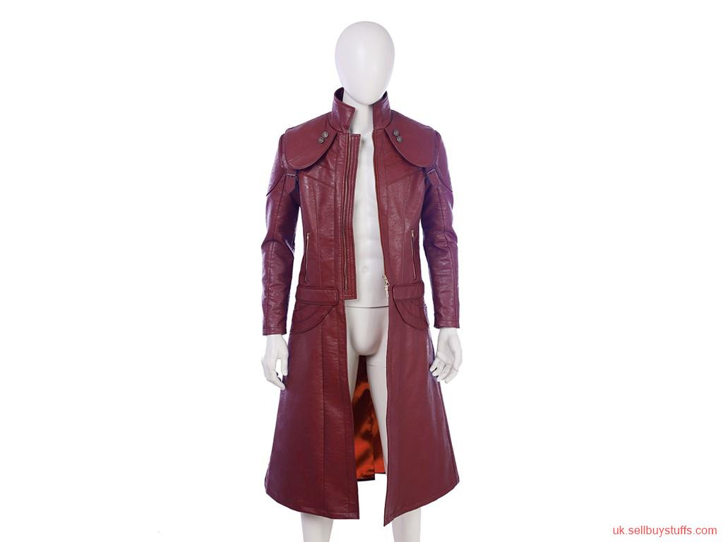 second hand/new: Devil May Cry 5 DMC5 Dante replica jacket
