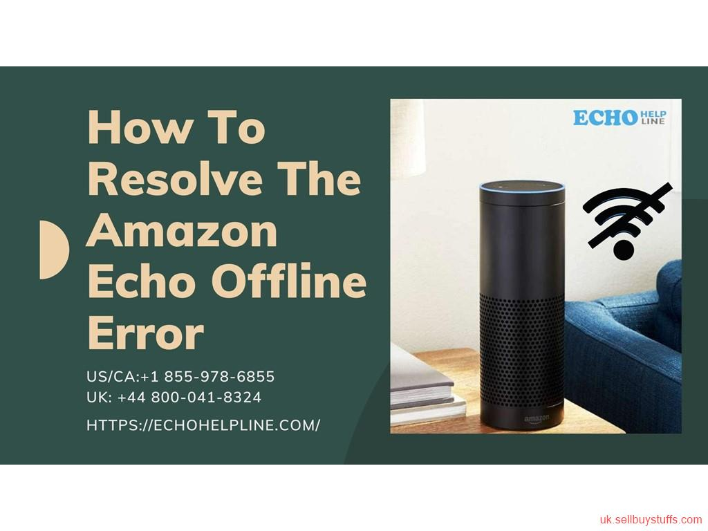 London Classified Echo Not Connecting with Spotify | +44 800-041-8324