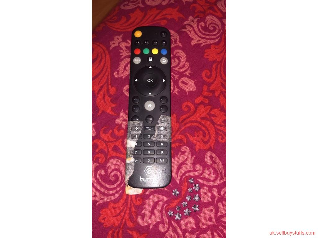 second hand/new: IPTV Remote UK