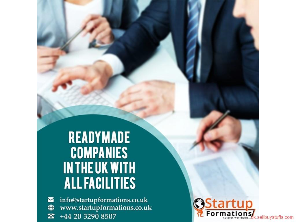 second hand/new: Buy ready made company in uk with ease and convenience