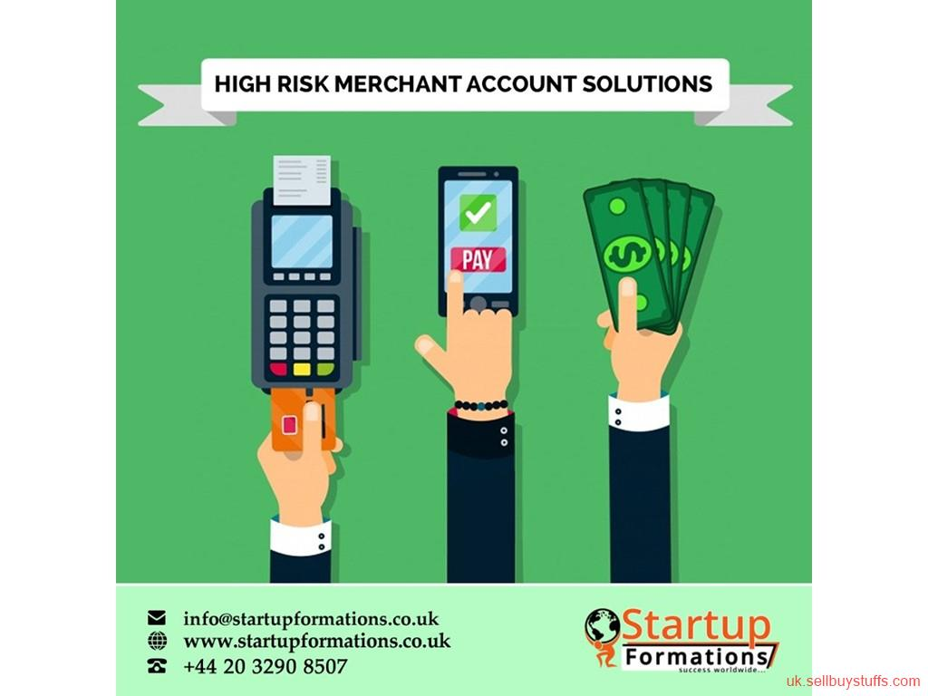 second hand/new: Best high risk merchant account provider for your small businesses