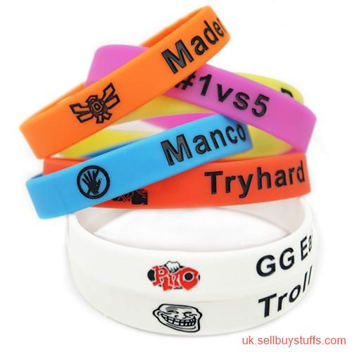 second hand/new:  Buy China Custom Wristbands at Wholesale Price