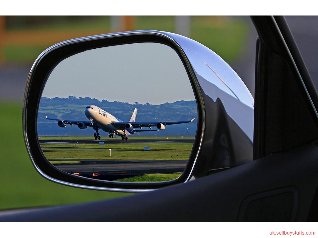 second hand/new: best Airport Taxi Service in London