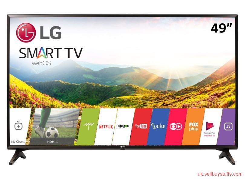 second hand/new: Free LG 49 Inch Tv with Contract Phones