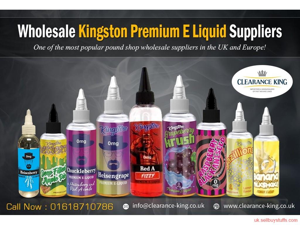 second hand/new: Wholesale  E Liquid Suppliers Manchester