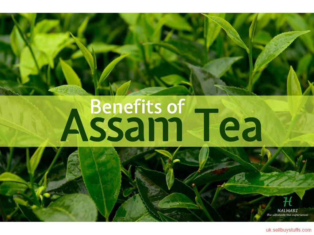 second hand/new: Premium Assam Tea
