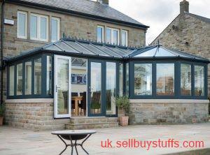 second hand/new: Style Up Your Property with a Modern Glass Conservatory