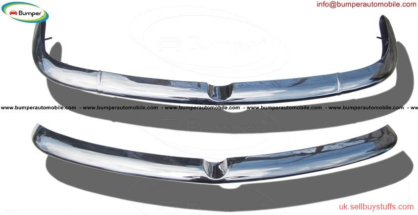 second hand/new: Alfa Romeo Sprint bumper kit (1954-1962) stainless steel