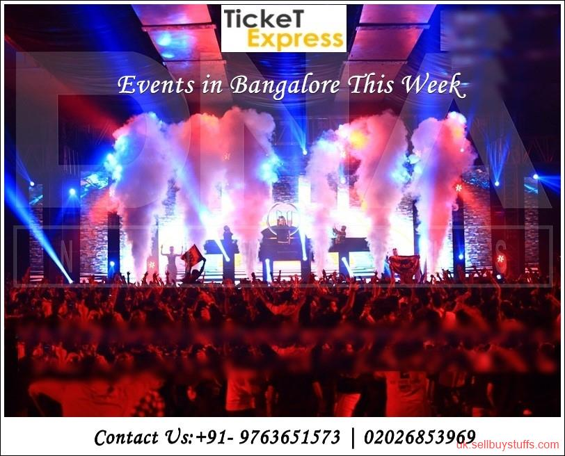 second hand/new: Events in Bangalore | Events in Bangalore This Week