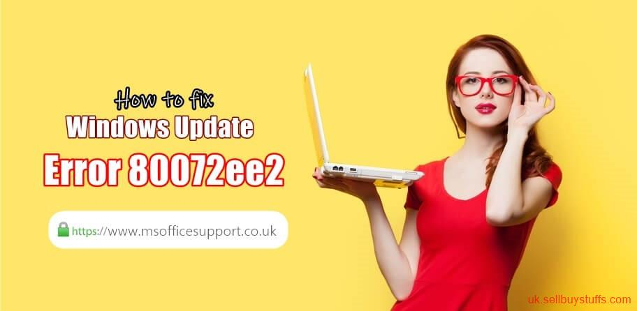 Business How to Fix Windows Update Error 80072ee2