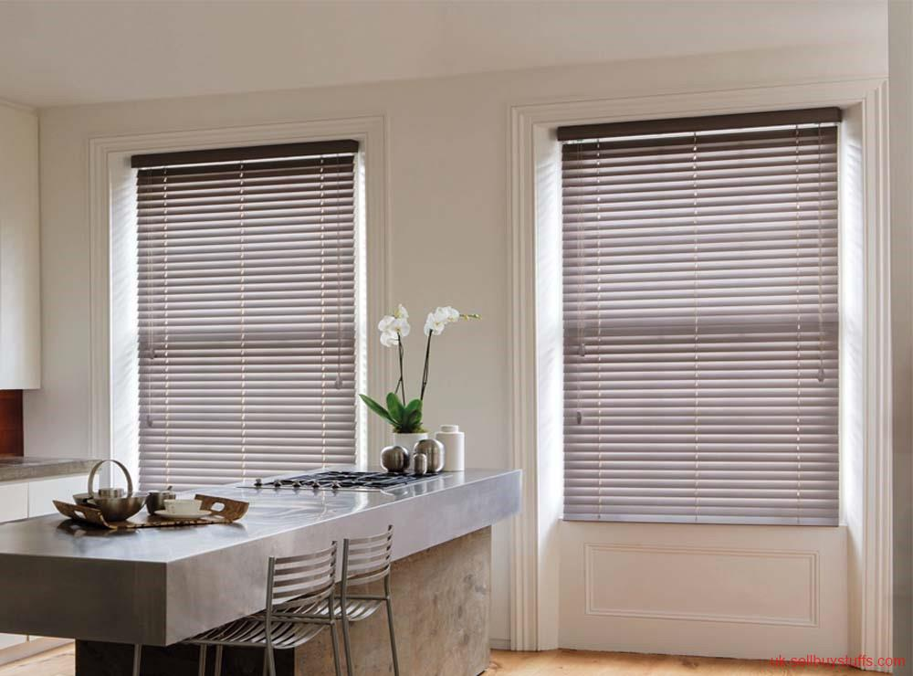 second hand/new: Our branded blind collections designed exclusively for your living space
