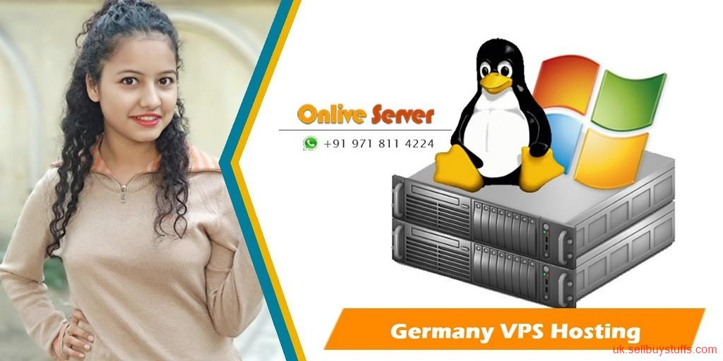 second hand/new: Germany Dedicated Server – Onlive Server