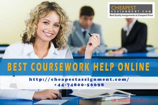 second hand/new: Affordable Academic Assignment Help in Australia and UK