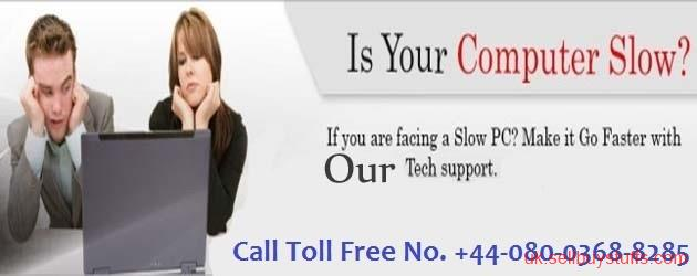 Business Things you need to know to deal with slow computer Dial Toll Free No. +44-080-0368-8285