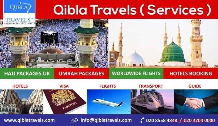 second hand/new: Cheap Umrah packages 2019 | Get 20% Discount from Qibla Travels Ltd