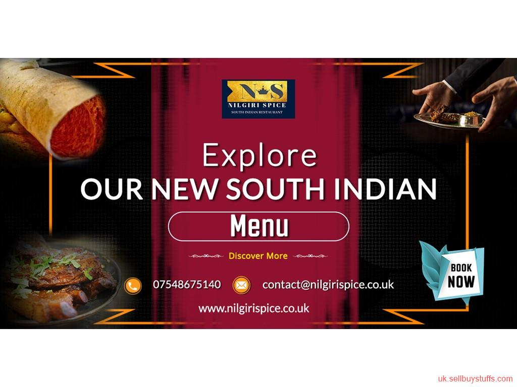 second hand/new: Indian Takeaway Menu | Exclusively Available In Edinburgh | Scotland