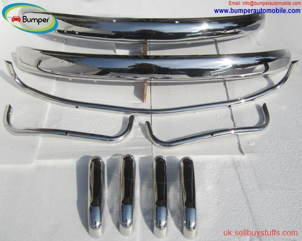 second hand/new: Volkswagen Beetle USA style bumper (1955-1972) stainless steel