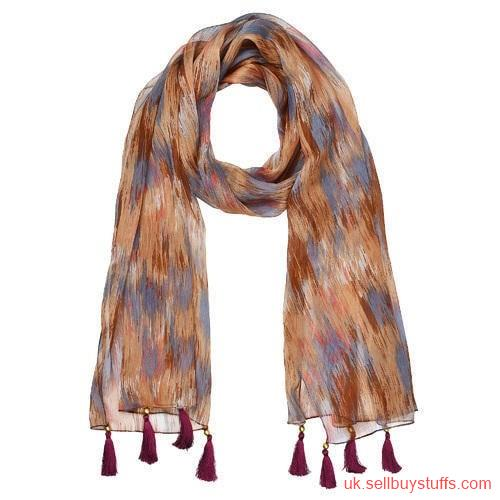 second hand/new: custom cotton  scarf exporter, manufacturer and supplier in kolkata