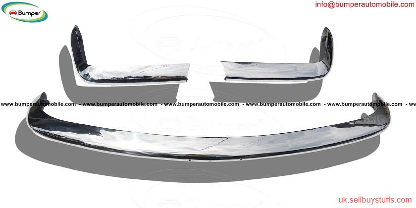 second hand/new: Fiat 124 Spider ( 1966 – 1975 ) bumper stainless steel