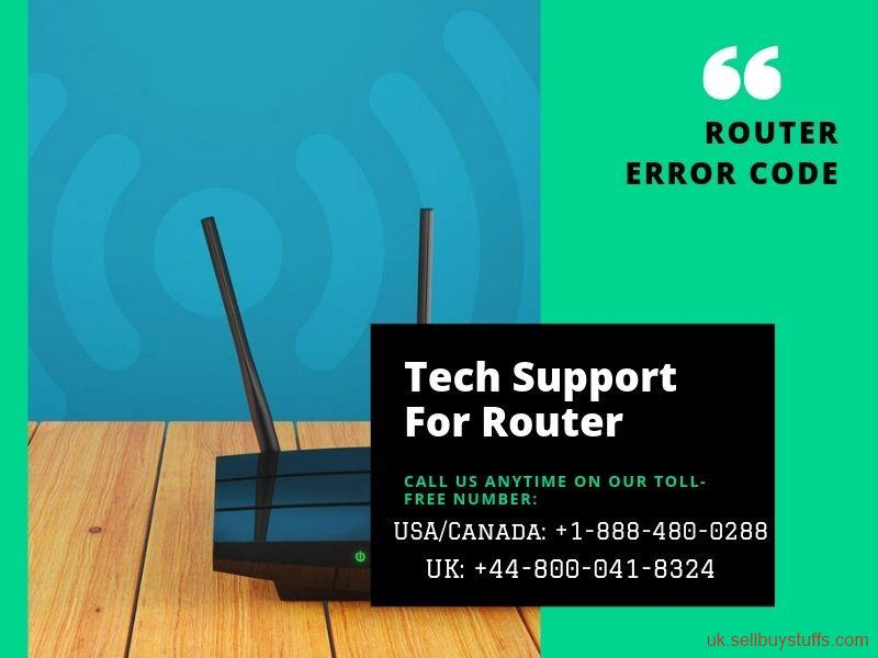 second hand/new: D-Link Router Support | Call +44-800-041-8324