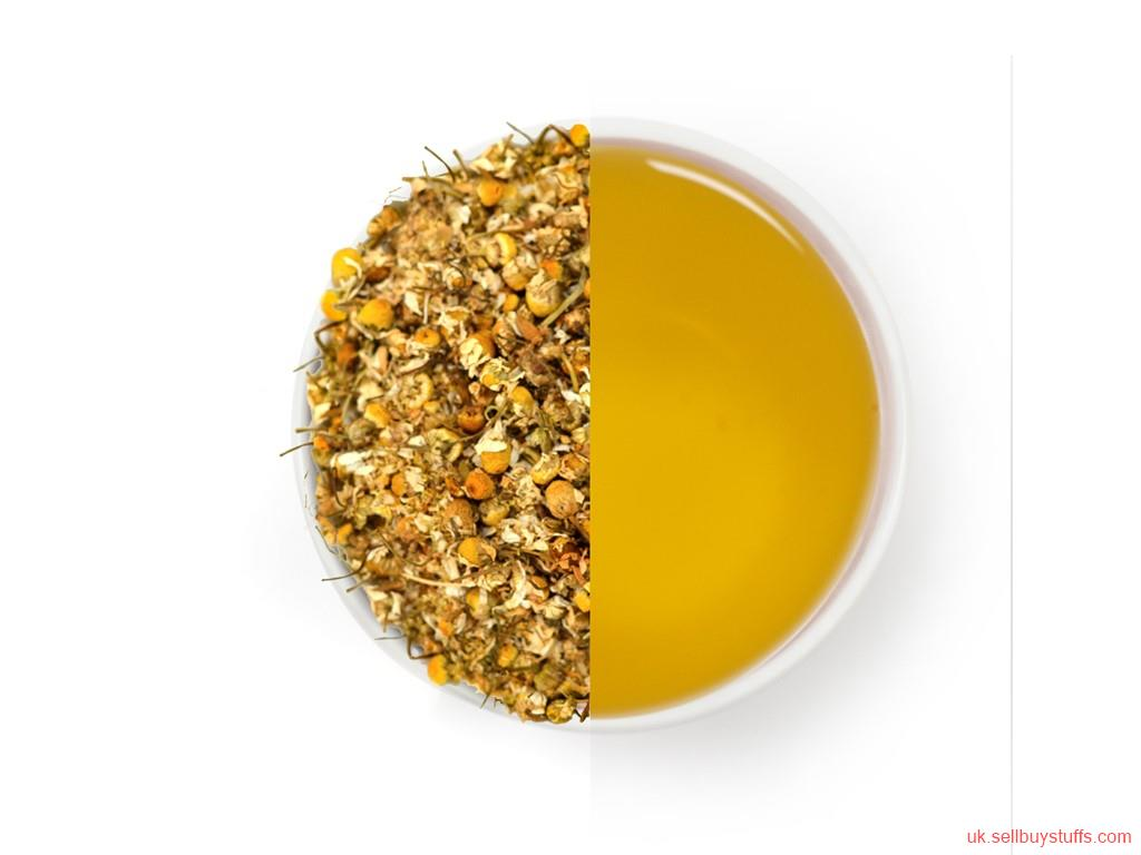 second hand/new: Chamomile Tea Bags - Loose Chamomile Tea | Halmari Tea