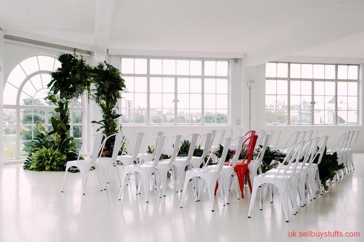 second hand/new: Go for Chair Hire in London for Hassle-free Event Organisation