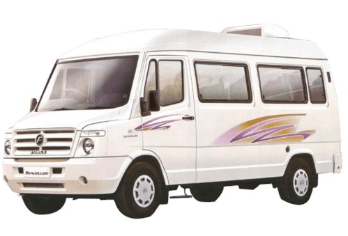 second hand/new: 12/13 Seater Tempo Traveller Rental Jaipur