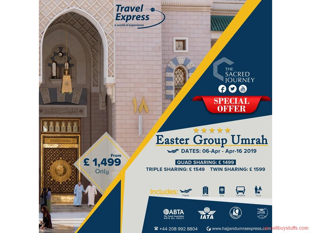 second hand/new: Cheap Easter Umrah Packages 2019 From London