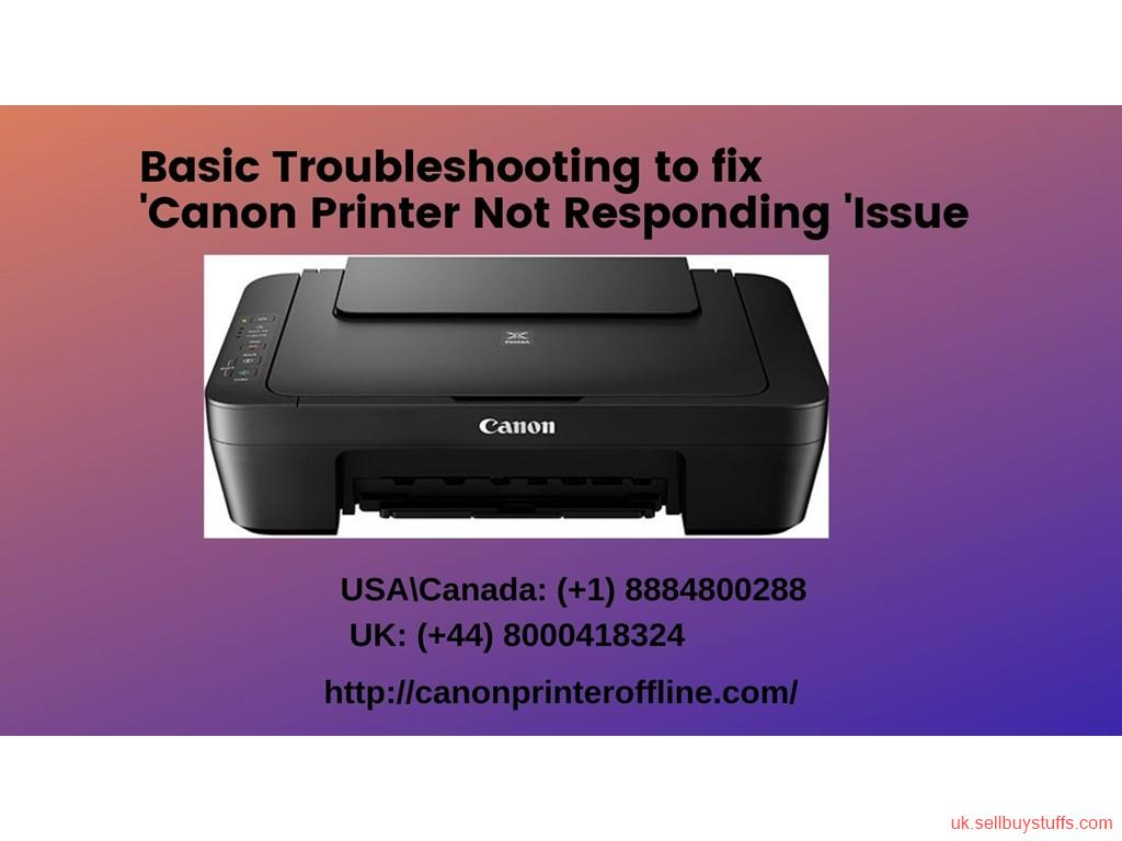 second hand/new: Canon Printer Helpline | +44 800-041-8324  |Troubleshoots Issues with Best Solutions