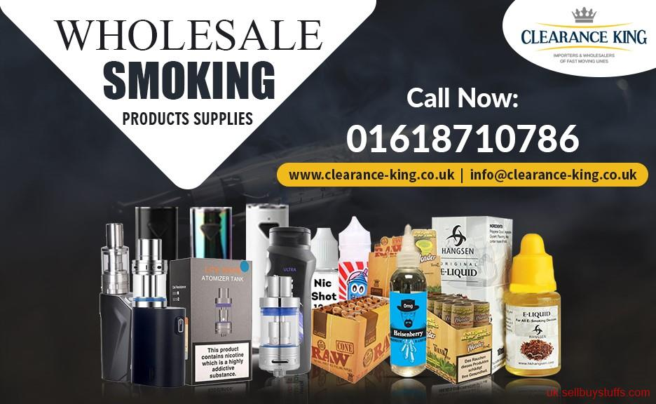 second hand/new: Smoking Accessories Wholesaler In UK,Lowest Prices
